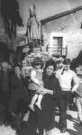 Procesión de San Blas 1969.