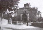Iglesia de El Salvador hacia 1950.