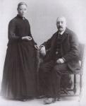Casto Rodriguez Rivas y Sra. 1890